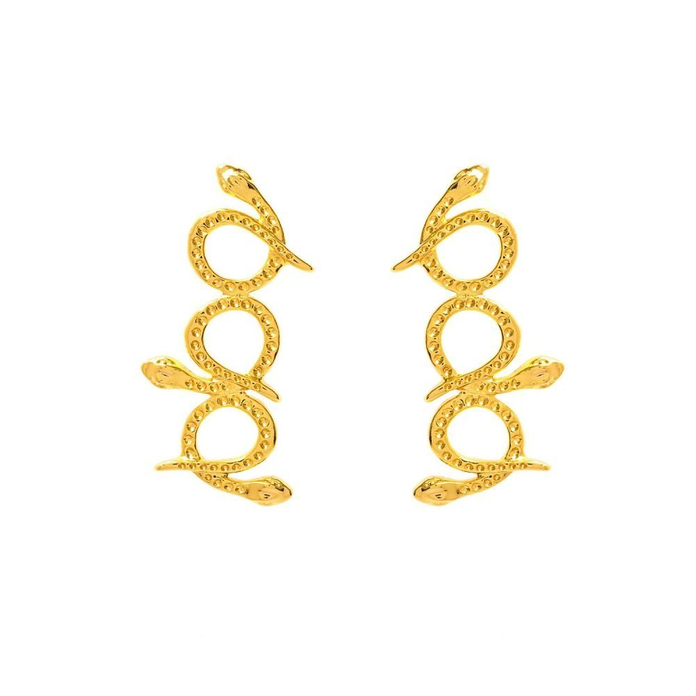 Anaconda Earrings