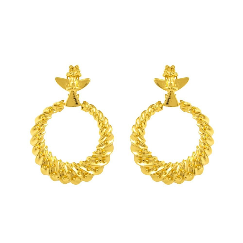 Amaru Earrings