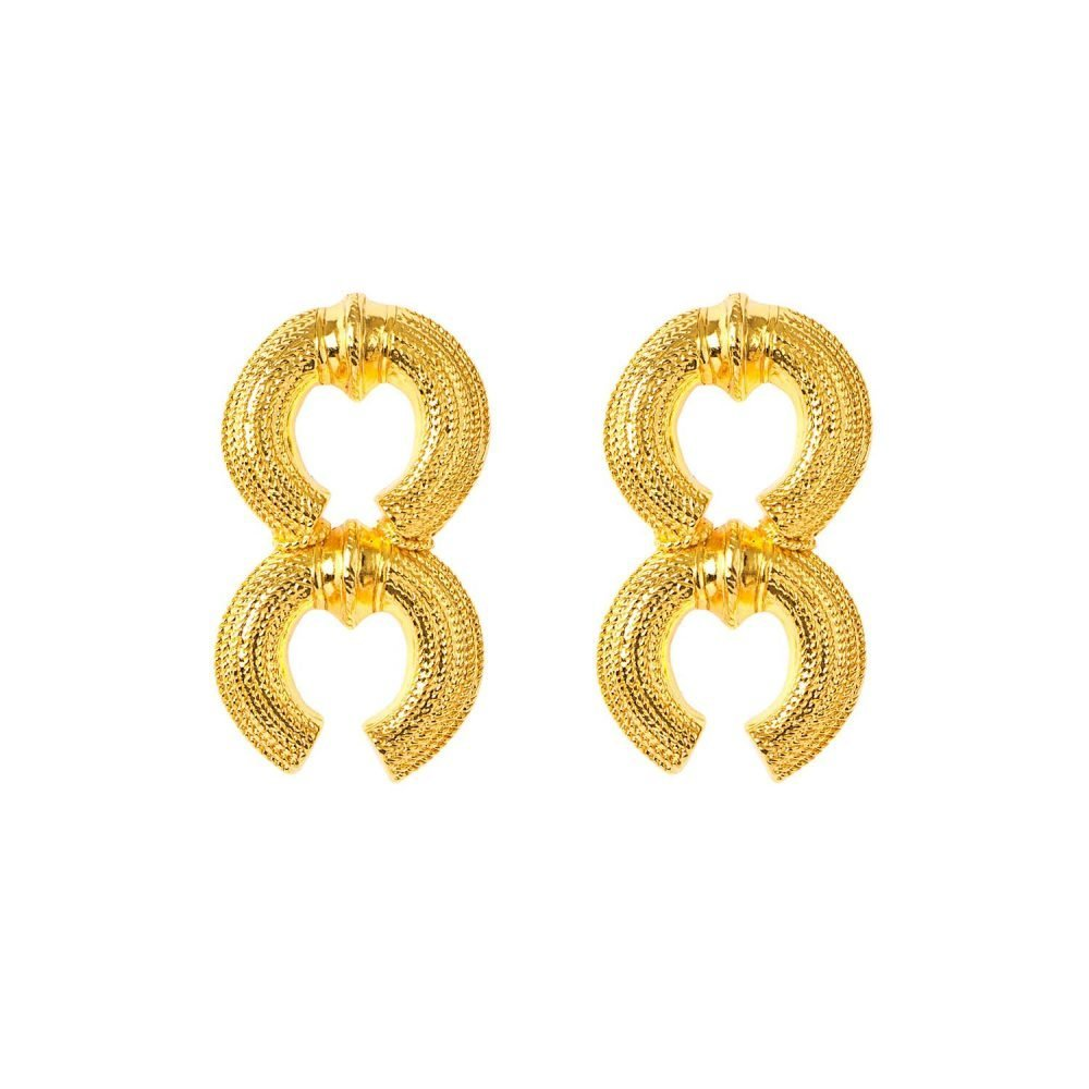 Bahia Double Earrings