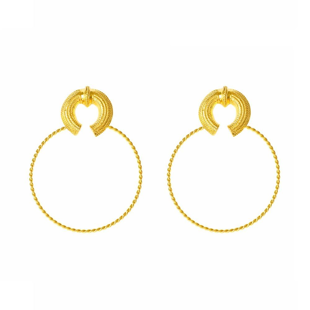 Bahia Trenza Earrings