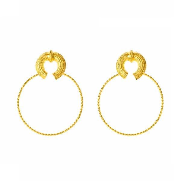 Bahia Trenza Earrings