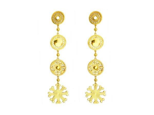 Del Sol Earrings