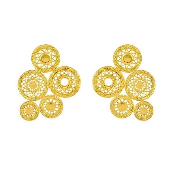 Del Sol Stud Earrings