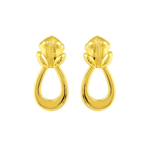El Dorado Hoops Earrings