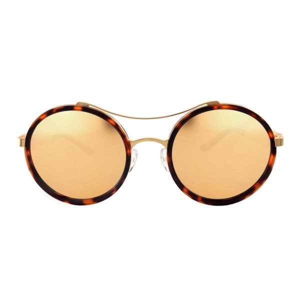 Vera Gold Sunglasses