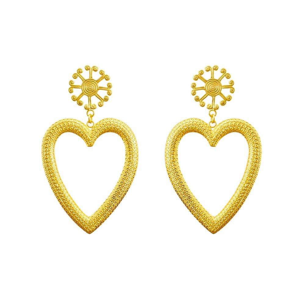 Lovelia Hoops Earrings