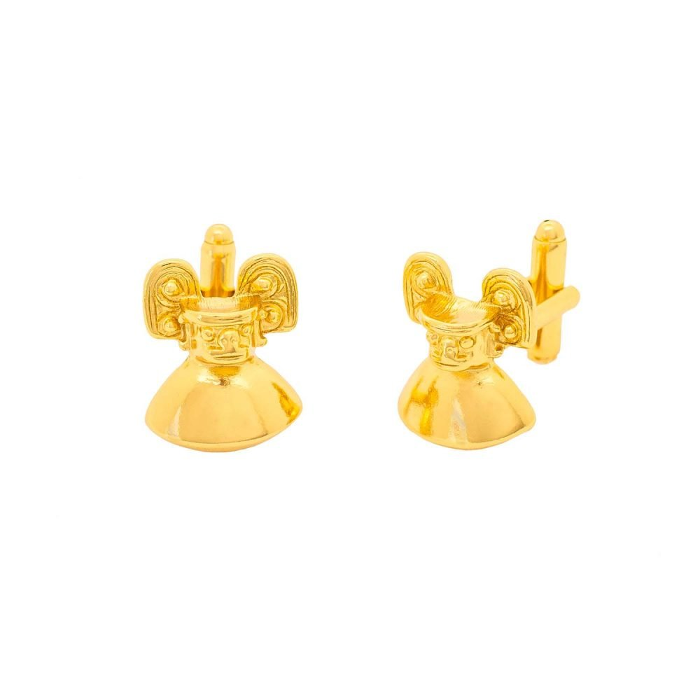 Cacique Cufflinks