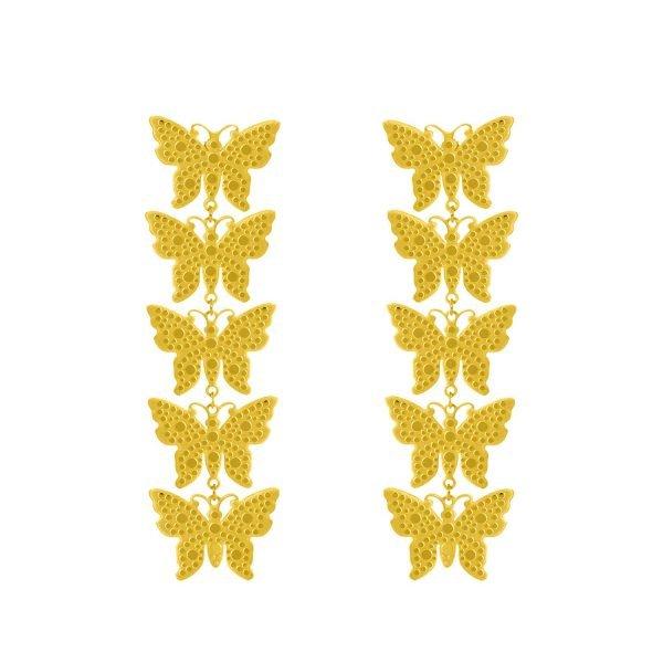 Maxi Butterfly Earrings