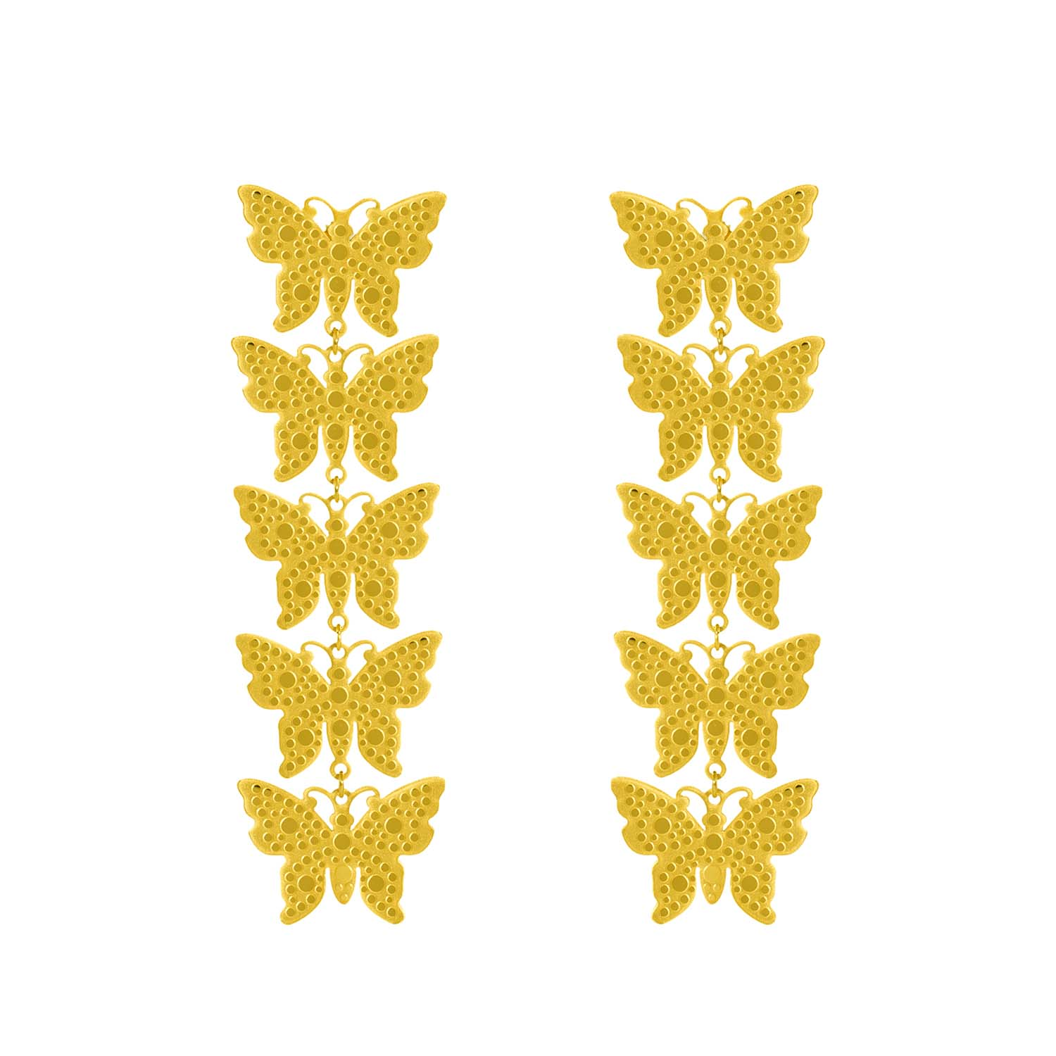 Maxi Butterfly Earrings