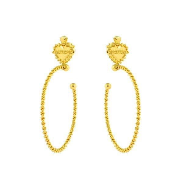 Mimosa Earrings
