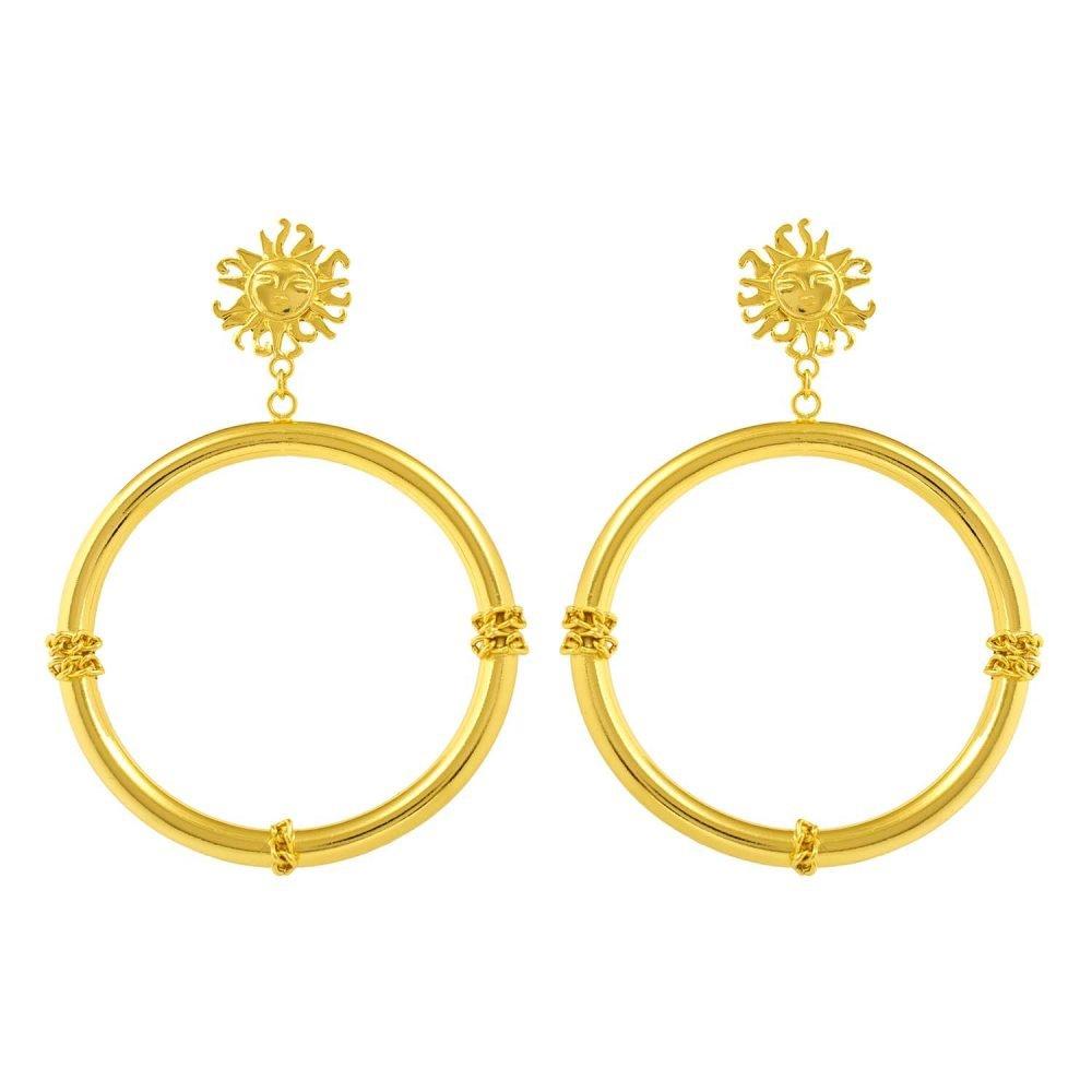 Tamarino Earrings